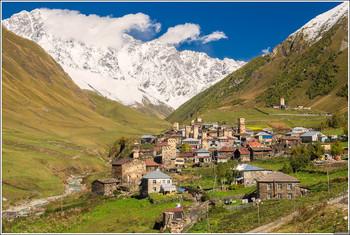 Южный Кавказ становится всё более популярным у иностранцев