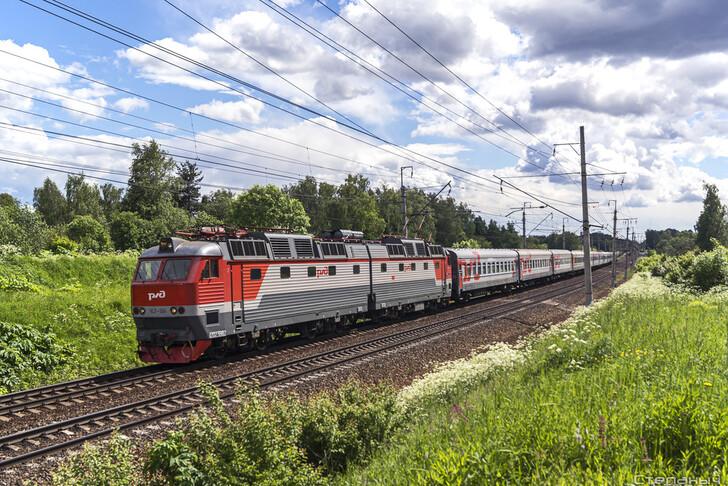 Поезд Москва — Чита