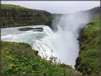 Исландия, день 1-й, водопады и гейзеры
