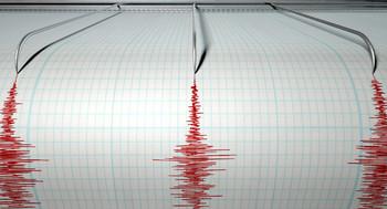 В Греции произошло землетрясение магнитудой 5
