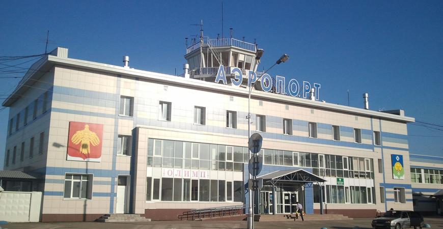 Аэропорт Сыктывкара имени Петра Истомина