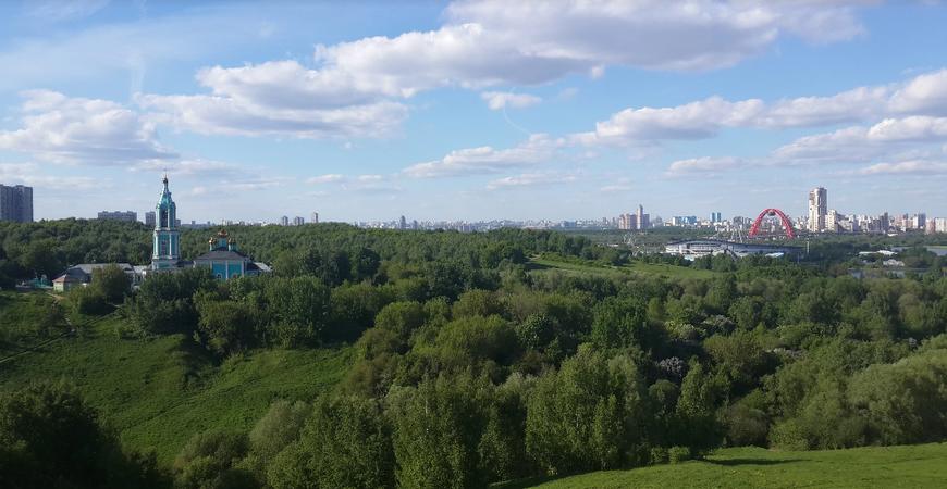 Парк Крылатские холмы