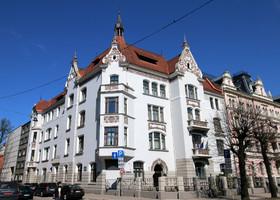 Рижские дома начала XX века