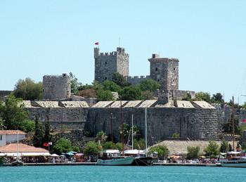 Замок в Бодруме откроется для туристов в будущем году