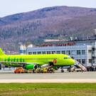 Аэропорт Южно-Сахалинска «Хомутово»