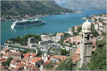 В июле Черногория приняла свыше 178 тысяч туристов