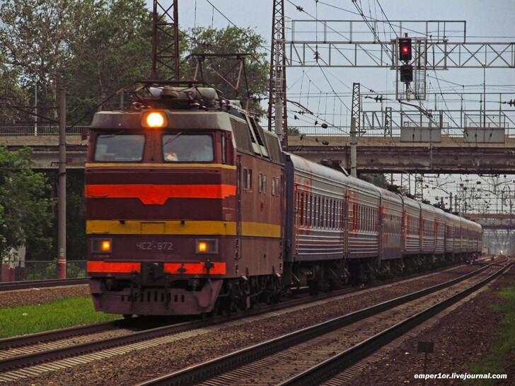Поезд Санкт-Петербург — Ростов-на-Дону