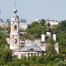 Храм в честь Казанской иконы Божией Матери в Калуге