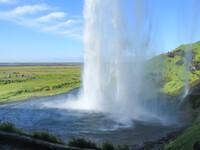 Исландия, день 2-й: водопады, Гекла и тупики