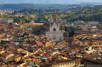 Во Флоренции ввели штрафы до 500 евро за еду в центре города