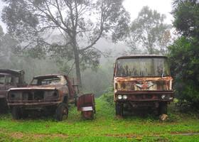 Пилок— «село призраков» вКанчанабури