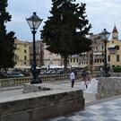 Площадь Спианада в Керкире