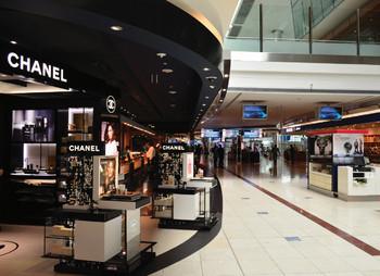 Исследование: сколько туристов посещают магазины Duty Free