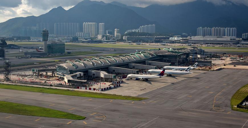 Аэропорт Гонконга «Чек Лап Кок»