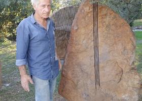 Поющие скульптуры - Pinuccio Sciola