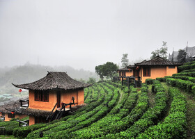 Бан Рак Тай — частица Китая в горах Таиланда