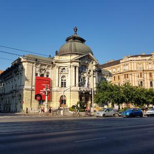 Прощальная прогулка по Будапешту