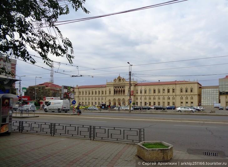 Автобусное сообщение между Молдавией и Румынией. Из Кишинева в Яссы