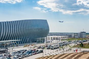 Аэропорт Симферополя установил рекорд пассажиропотока