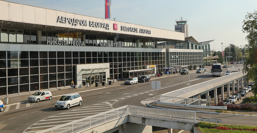 Аэропорт Белграда «Никола Тесла»