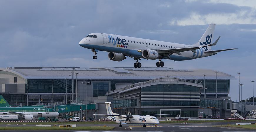 Международный аэропорт Дублина