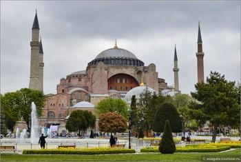 Вход в турецкие музеи подорожает с 1 октября