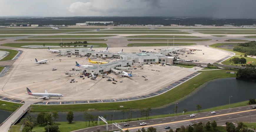 Аэропорт Орландо