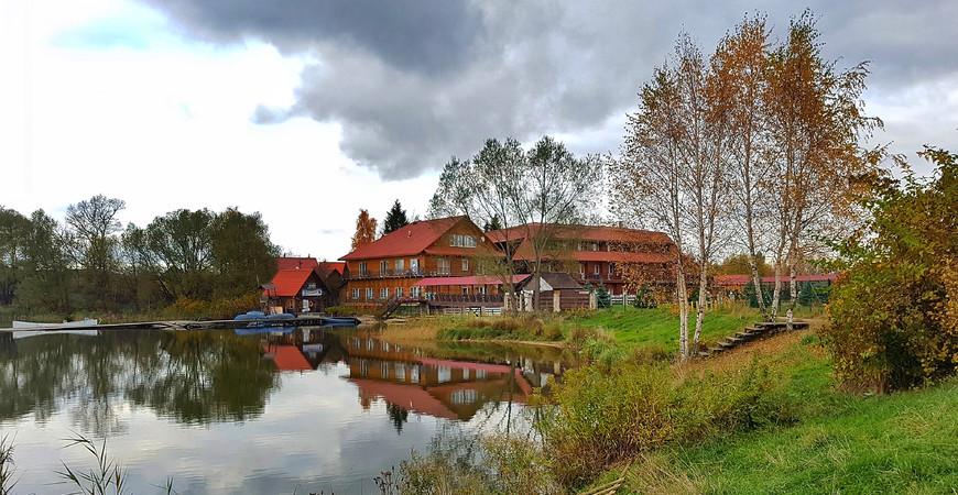 Медвежьи озера в Щелковском районе