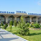 Железнодорожный вокзал Самарканда