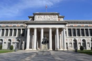 Фасад музея Прадо закроется на реставрацию