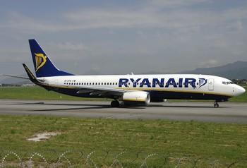 Ryanair отменила 150 из 400 рейсов в Германии