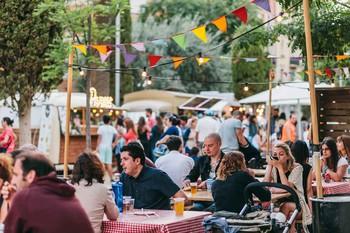 Фестиваль уличной еды проведут в Барселоне