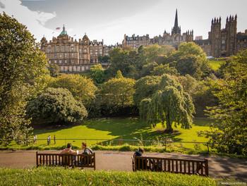 В Эдинбурге могут ввести налог для туристов