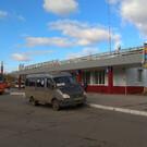 Автостанция «Сенная» в Нижнем Новгороде