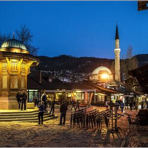 Второе очарование Сараево
