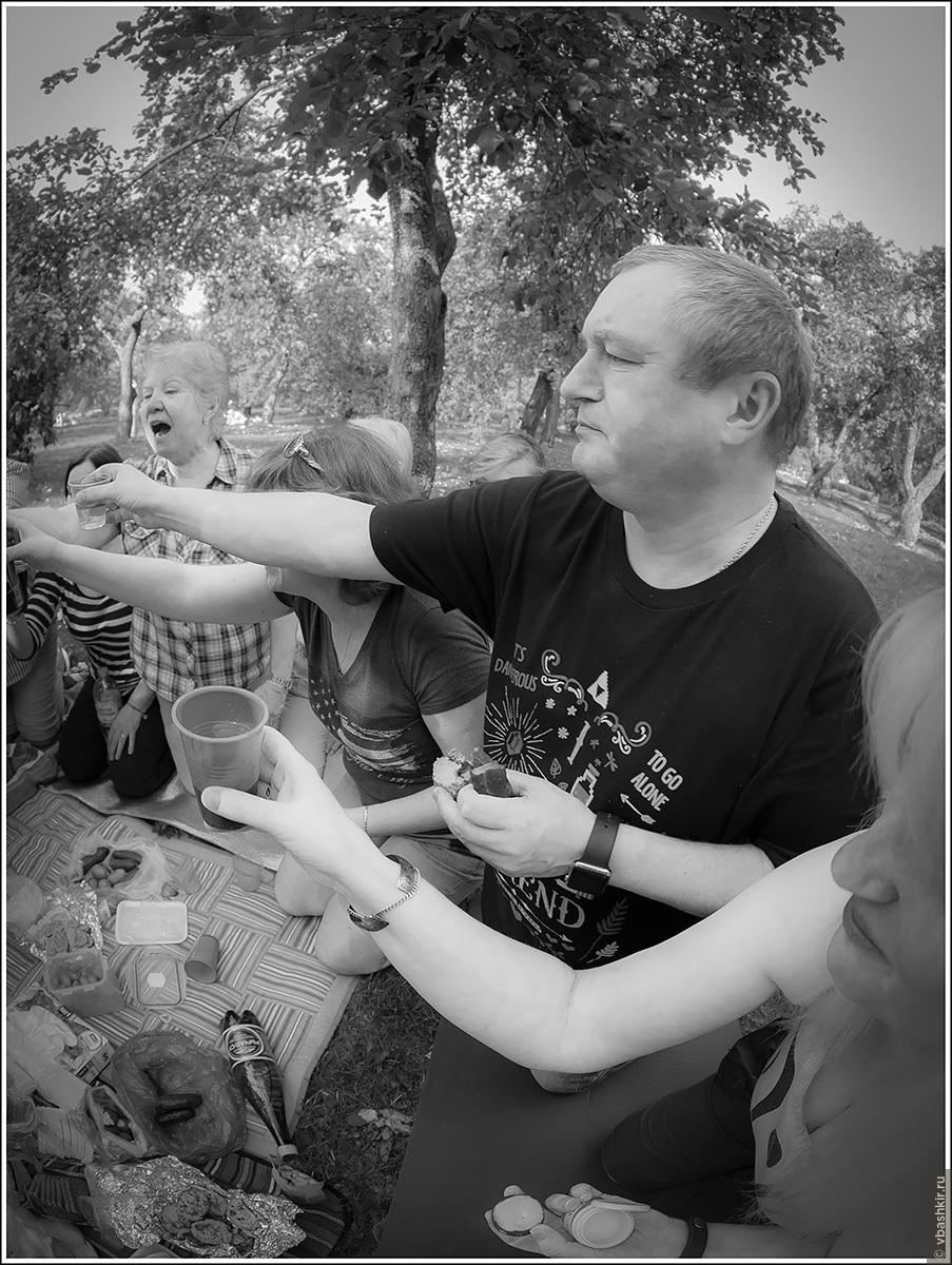 Коля и тост, Туристер-Коломенское-сентябрь-2018