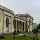 Железнодорожный вокзал Гагр