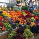 Верхний рынок в Пятигорске