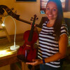 В мастерской скрипок
