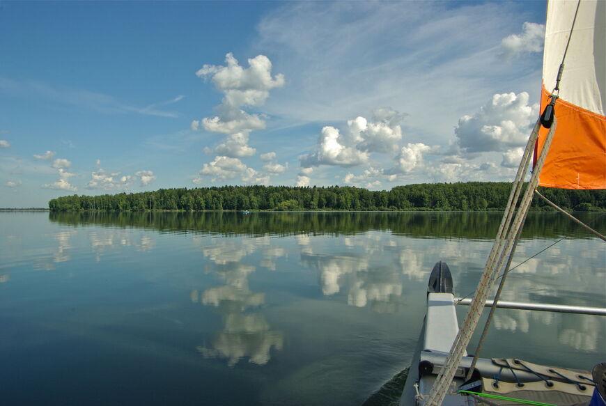 Озеро Сенеж