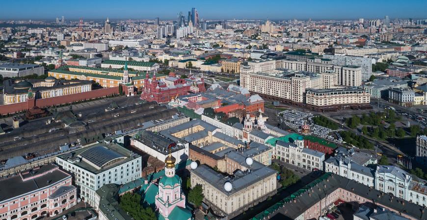 Китай-город в Москве