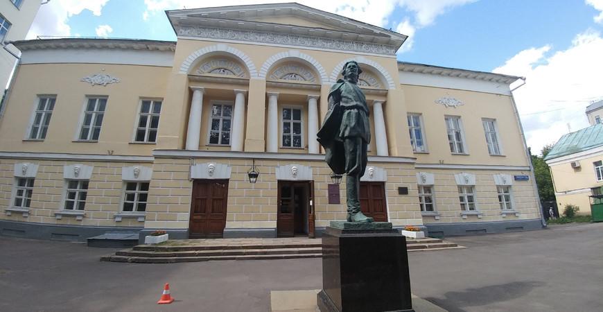 Музей им. А.М. Горького на Поварской