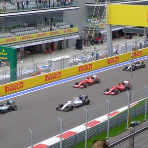 Гран-при России Формулы 1 в Сочи