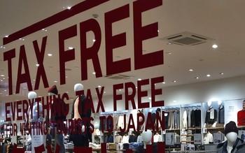 В центре Москвы появились магазины Tax Free
