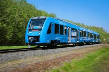 В Германии запущен первый в мире водородный поезд
