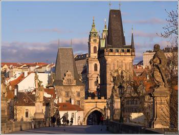 В Праге запретят экскурсии с нелицензированными гидами
