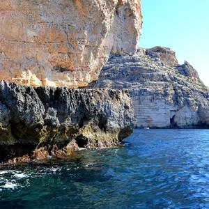 Голубой Грот (Blue Grotto)