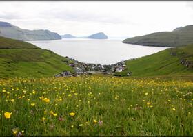 Самый красивый город Фарерских островов
