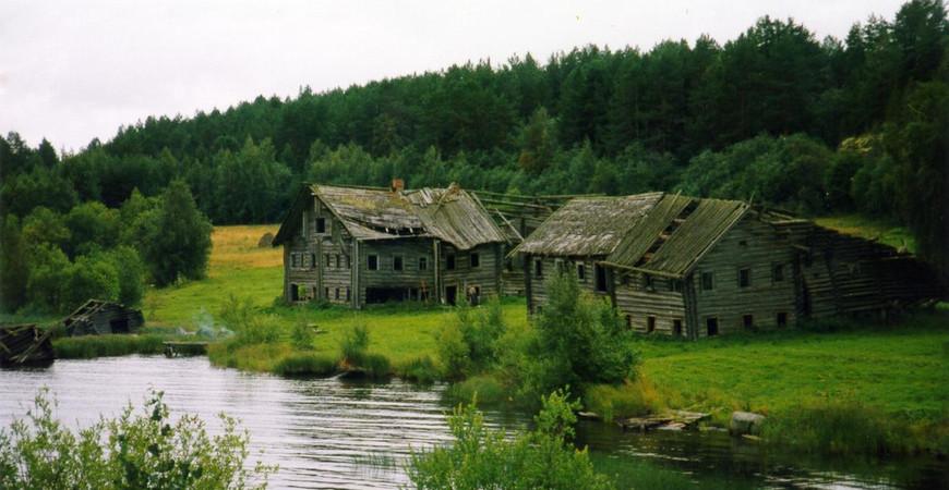 Деревня Пегрема