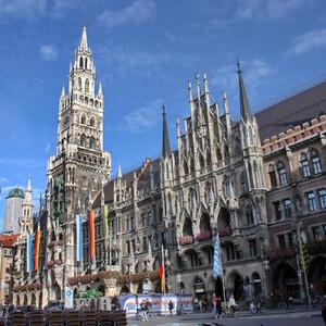 Мюнхен-фест. Случайная выборка